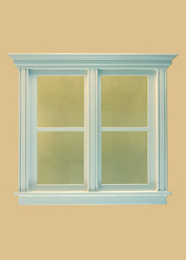 Atherton Double Window