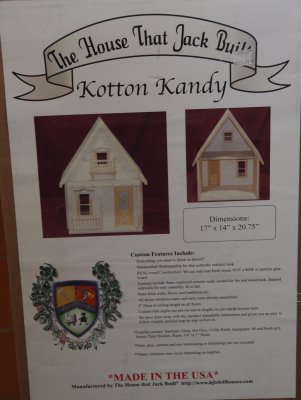 Kotton Kandy  Kit