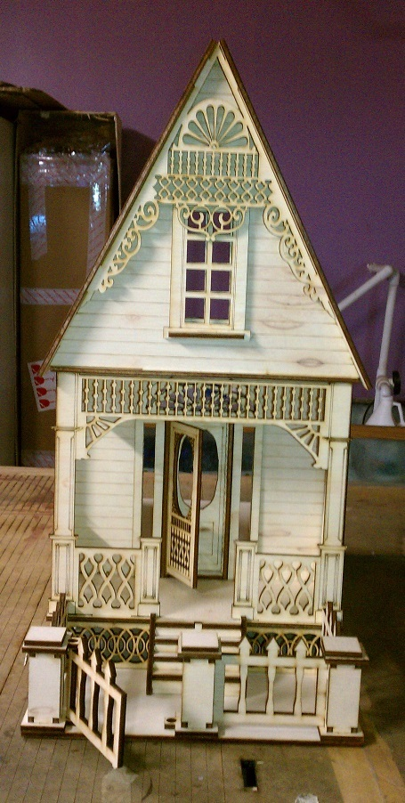 Little Ann Victorian Cottage 1 inch Scale